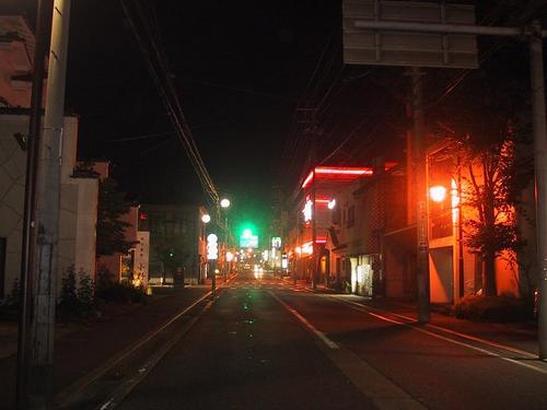 七日町通り