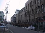 市役所東側