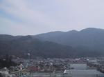 会津市内東側