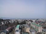 会津若松市西側