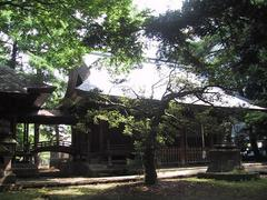 八角神社 本殿