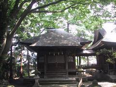 八角神社 社殿