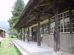 かつての熱塩駅