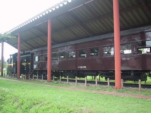 旧型客車オハフ33