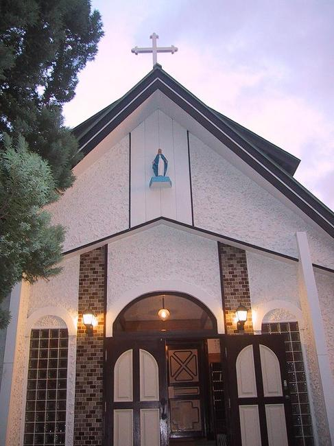 カトリック会津若松教会
