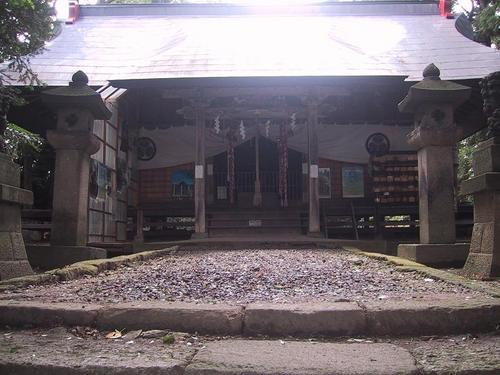 八幡神社 本殿