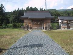 磐梯神社 夏