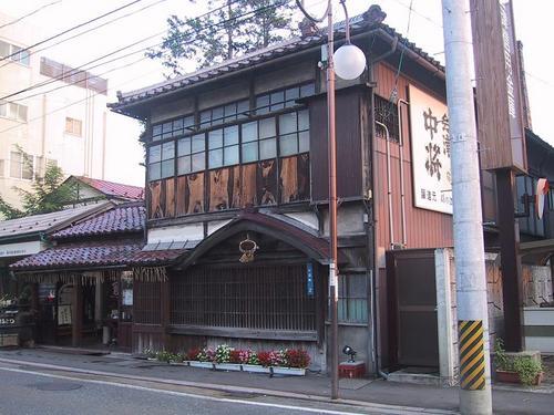 鶴乃江酒造 昼