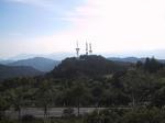 テレビアンテナ塔