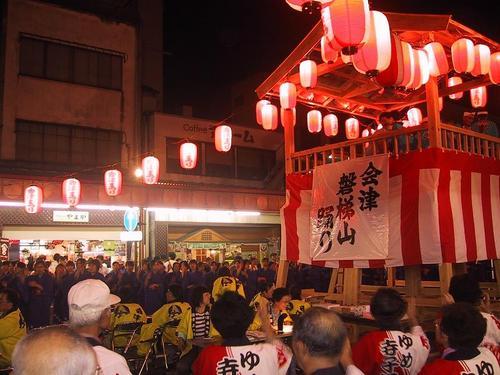会津磐梯山踊り1