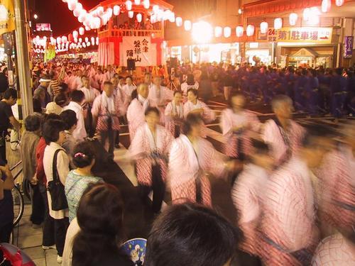 会津磐梯山踊り3